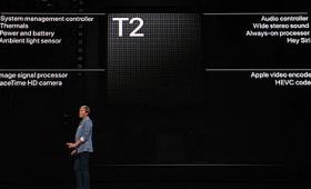 T2チップを搭載するMacBookは「史上最強」のマイク盗聴防止機構を備えることが判明