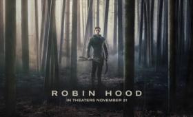 緑衣の英雄ロビンフッドをスタイリッシュに描いた映画「Robin Hood」最終予告編