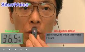 Microsoftの研究者が「声を出さずに音声入力可能」なシステムを開発