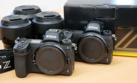 ニコンが満を持して放つフルサイズミラーレスカメラ「Z 7」「Z 6」をあちこち持ち出してみた