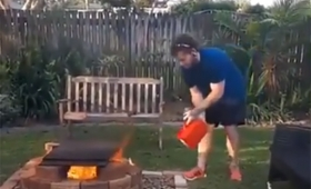 嫌な予感しかしなかったけど、予想以上にひどかった。なぜそれ以上火が必要だったのかっていうね…