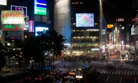 渋谷のハロウィン、人がゴミのようになっていると話題に