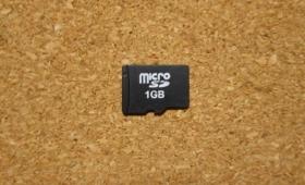 これはひどい!128GBが3GしかないSDカード詐欺が話題に!