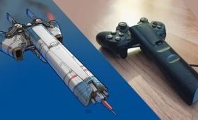 その気になれば何だって宇宙へ行けるさ!?身の回りにある日常品を宇宙船に大改造したイラスト絵