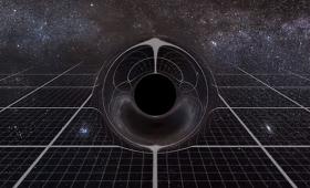 宇宙ヤバイ!想像を超えたブラックホールの大きさを視覚的にわかりやすく様々なものと比較した動画