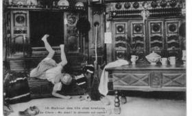 押し入れに閉じ込められた感満載!フランスで20世紀まで使用されていたという「ボックス・ベッド」とは?