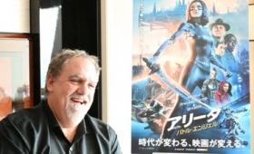 「アリータ:バトル・エンジェル」プロデューサーのジョン・ランドー氏にインタビュー、制作経緯や技術の進歩など色々と聞いてみた