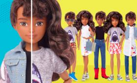 おもちゃ業界も多様化の時代へ。マテル社からジェンダーフリーな人形「クリエイタブル・ワールド」登場