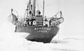 消息不明の幽霊船、数十年も海をさまよう蒸気貨物船「ベイチモ号」の謎